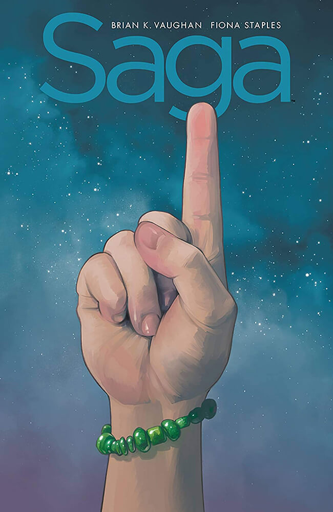 Cover of Saga