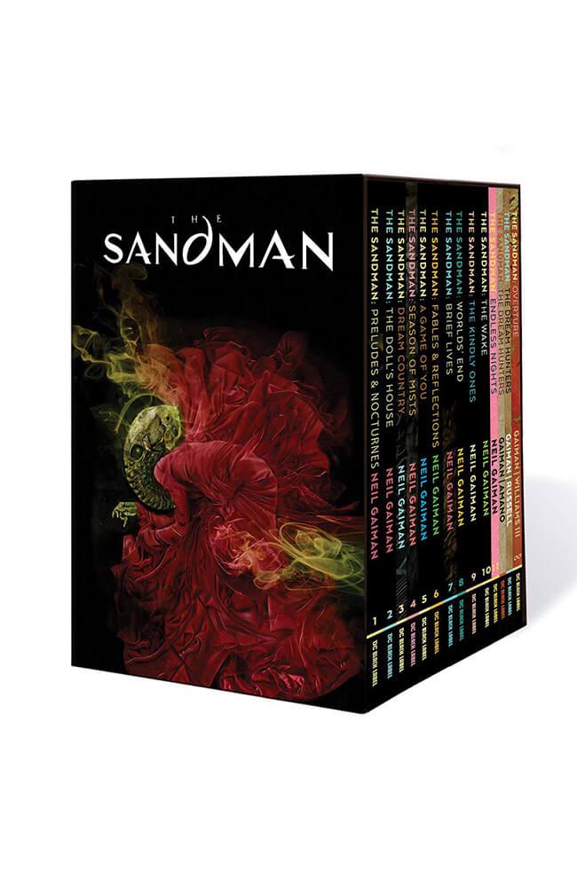 Image of Sandman Boxed Set