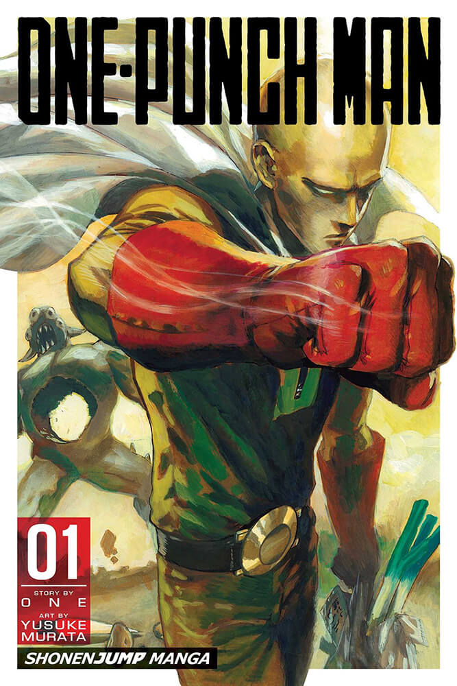 Cover of One Punch Man
