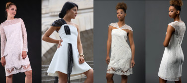 SFCouture by Isabel Fajardo, Summer Moonlight