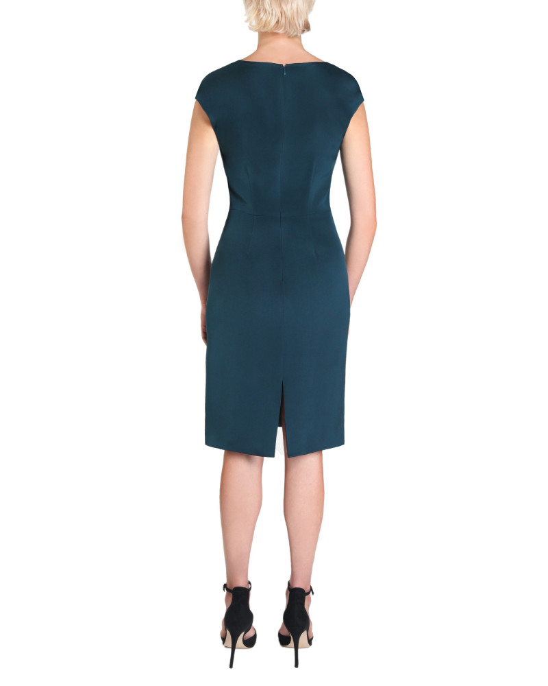 Sybill Dress, Blue is the City, Aline Voldoire