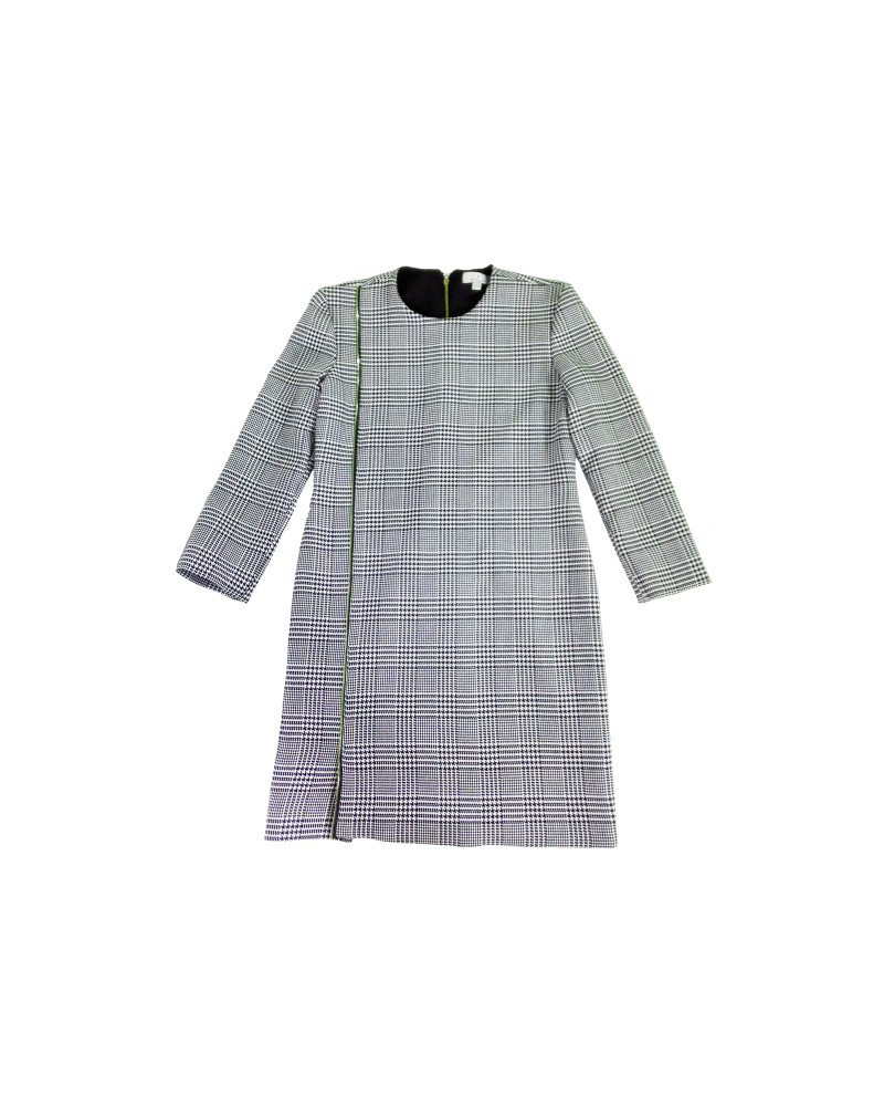 Off Pattern Dress, Second Skin Cubed RTW, Chanho Jang