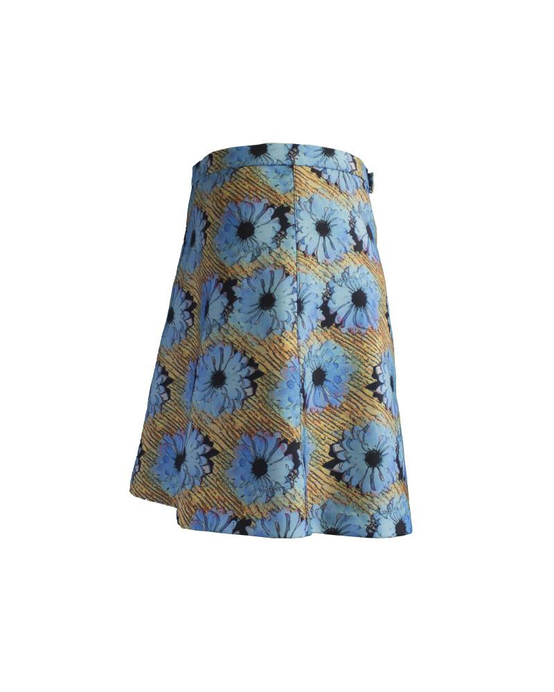 Blue Daisy Skirt, Mod Squad, Pariah5k