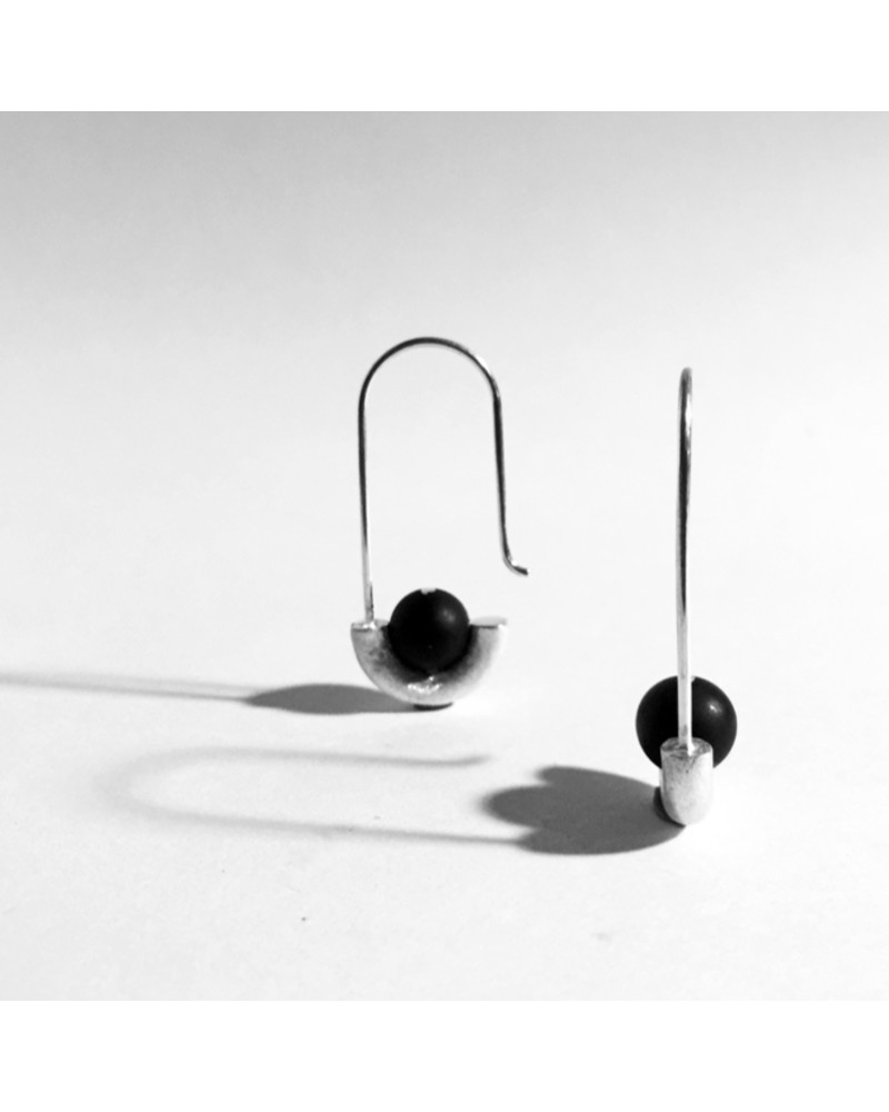 RM15 • A Earrings, L I N E A, René Moreta