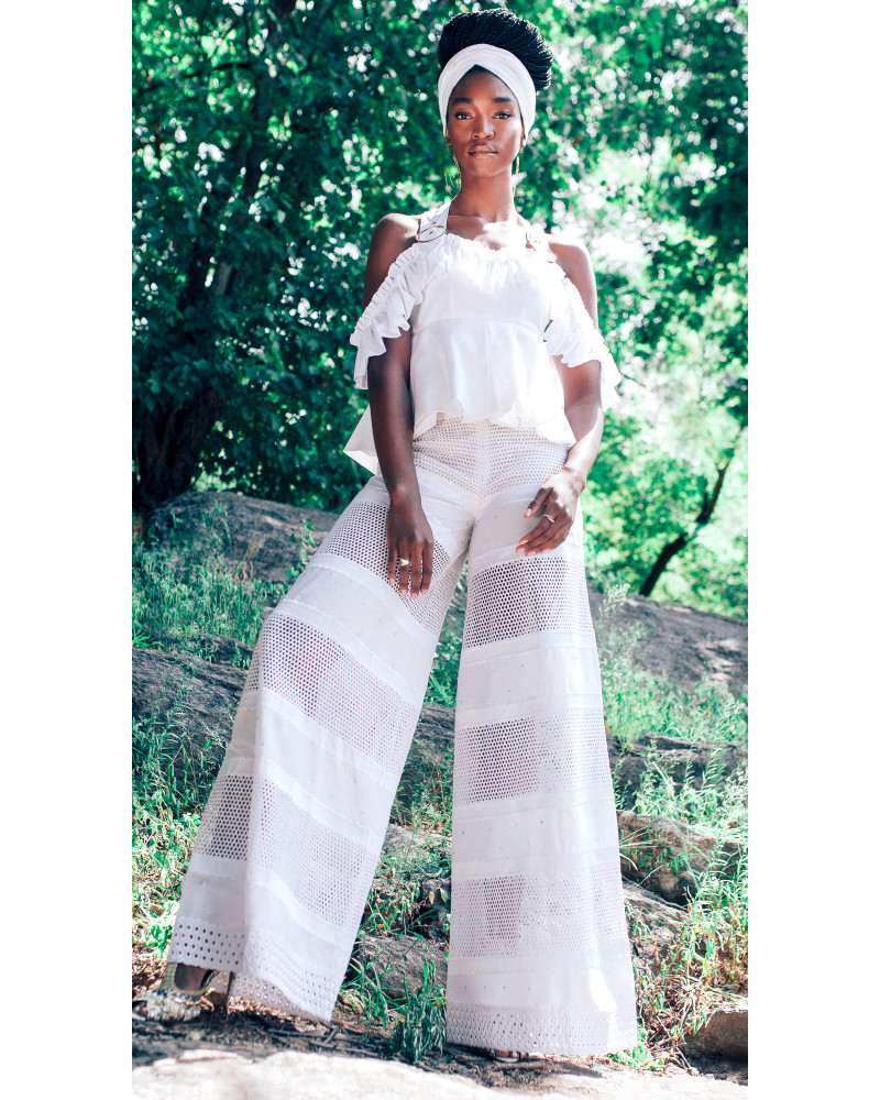 Ebo Lace Spirit Pant, Solstice Delivery One, Bohn Jsell Collections
