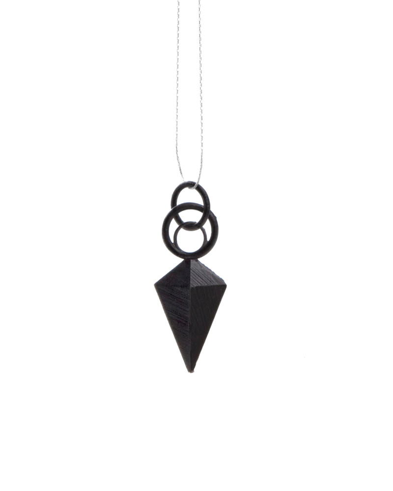 Arrow Necklace, Lines, House of Kezner