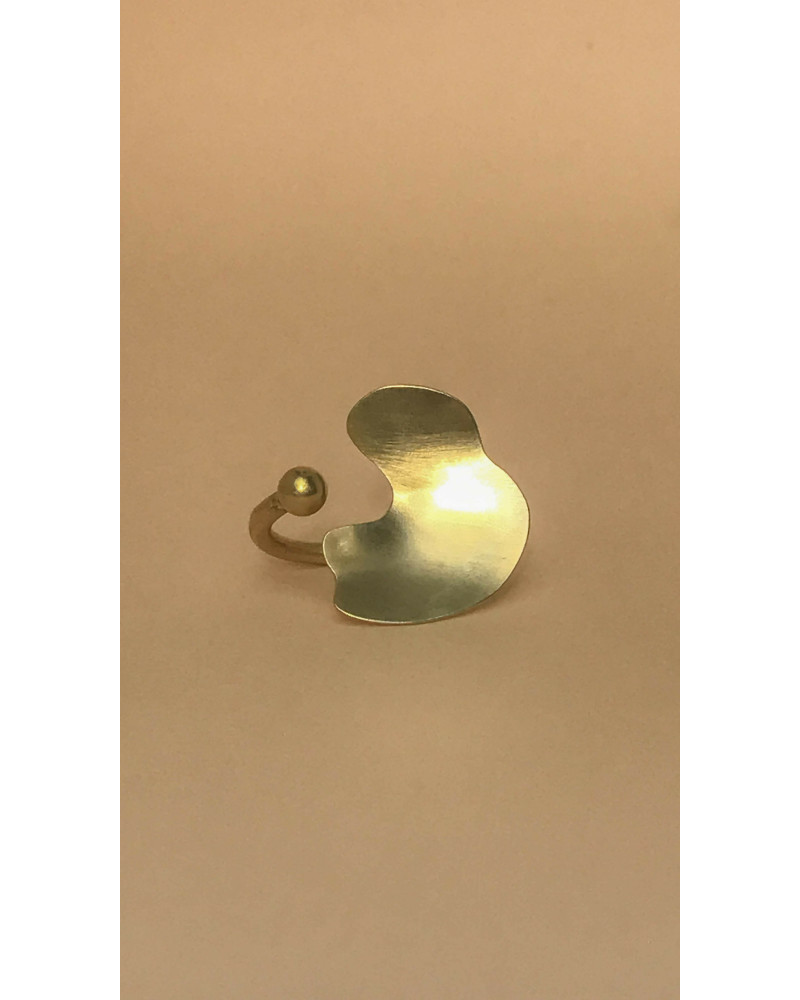 Curva Dot Ring, Curva Collection, Dos Pinceles
