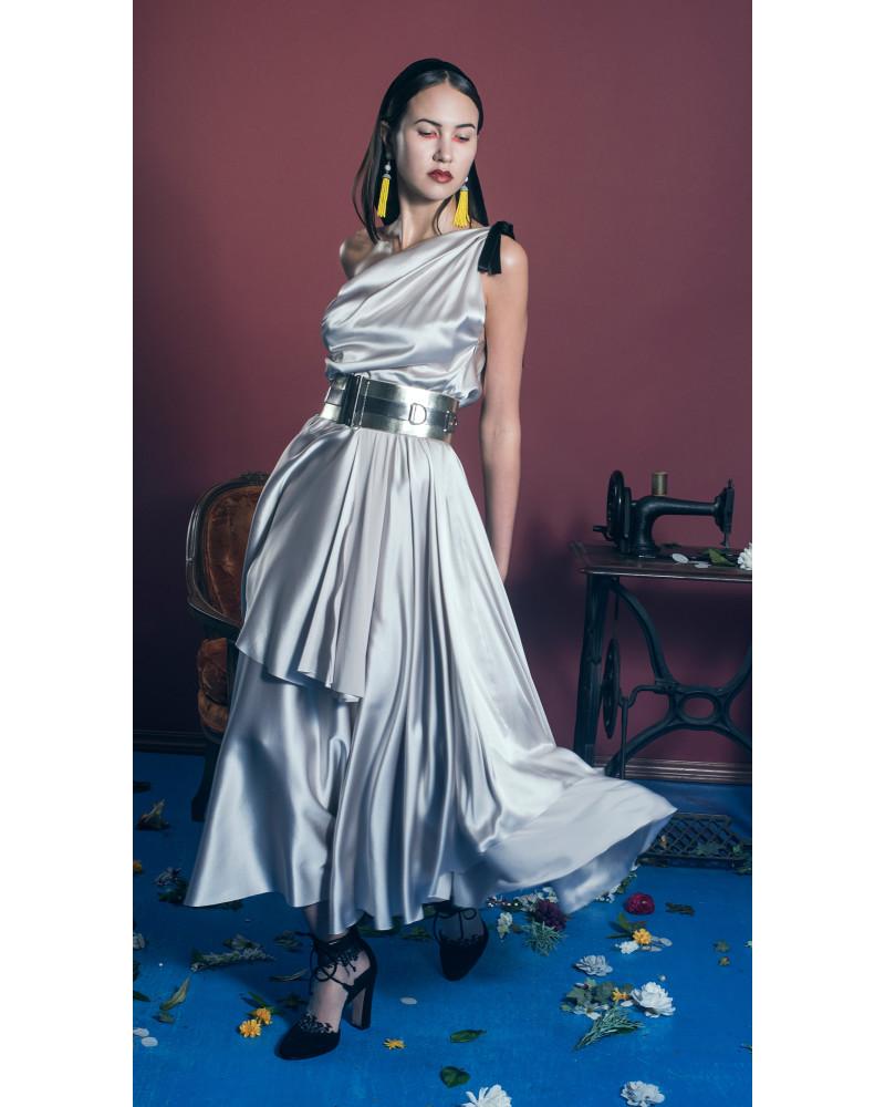 Rose Gold Drop Dress, Garden Party (Pt.1), Leetal Platt