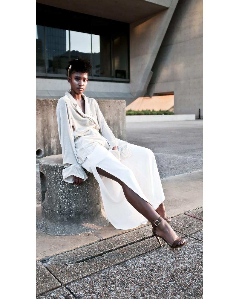 Frida Silk-Velvet Jacket, FOR YOU, FERRAH