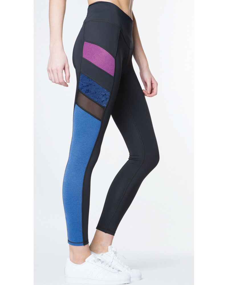 HOLLY LEGGING, Mixed Media Batch/04, ENA APPAREL