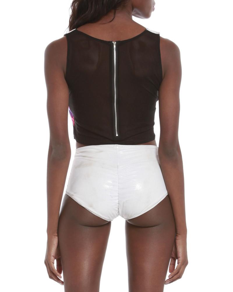 Luxe Bikini Bottom, HOLOGRAPHIC, Rosina Mae