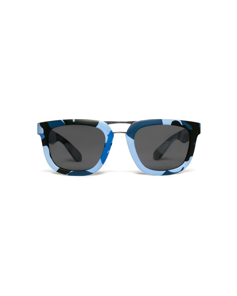 Blue Camo Sunglasses | RAD Aviator, RiseAD Textiles and Prints, RiseAD