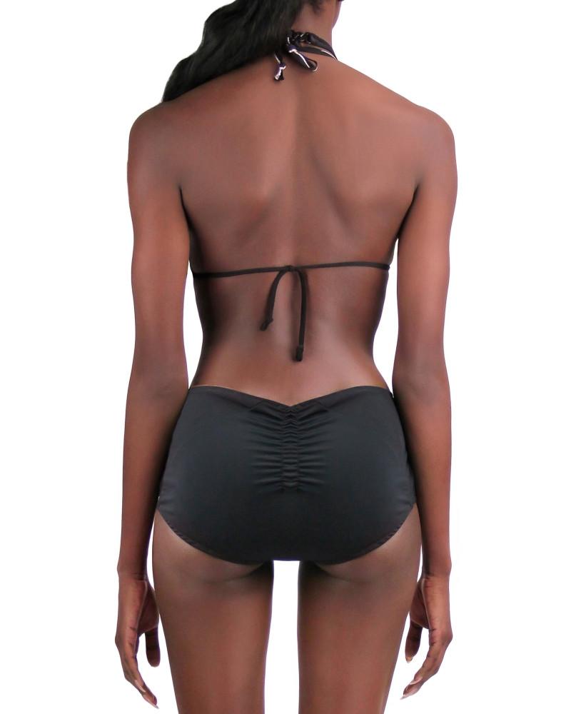 Obsidian Bikini Top, Minimalism, Rosina Mae