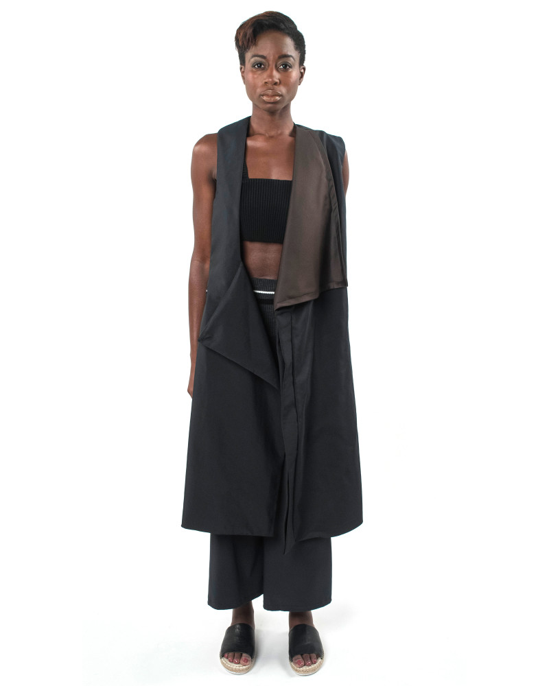 Expose Vest, Contemporary Matter SS/17, Bohn Jsell Collections