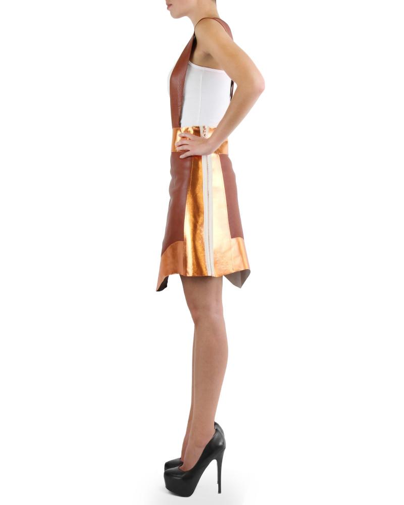 Caroline Skirt, Luxe Utilitarian, Lindy Fox