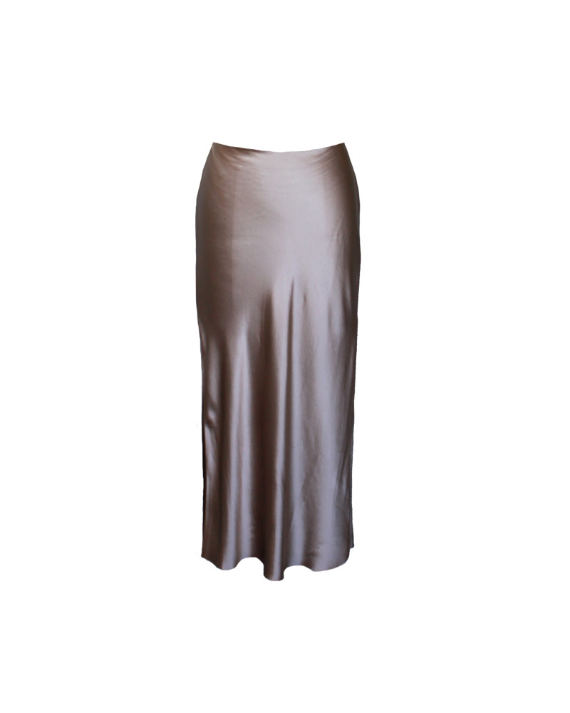 Emma Bias Silk Skirt II, FOR YOU, FERRAH