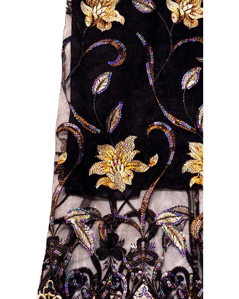 Lunar Harvest Slip Dress, I Am Mystic Eclipse, Bohn Jsell Collections