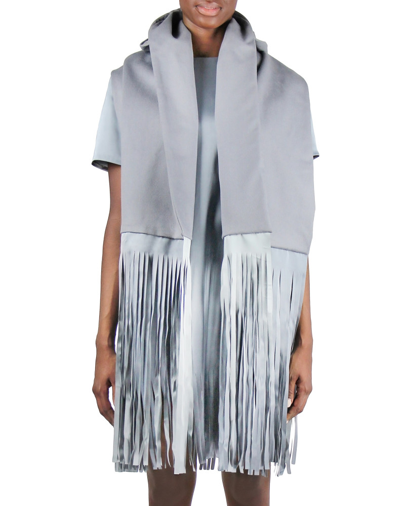 Hooded Scarf, Luminary, Rein London