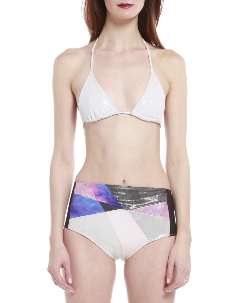 Kawaii Bikini Top, HOLOGRAPHIC, Rosina Mae