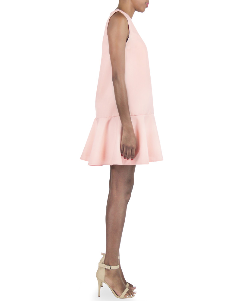Bridget Dress, Darling Blush, Graciela Rivas