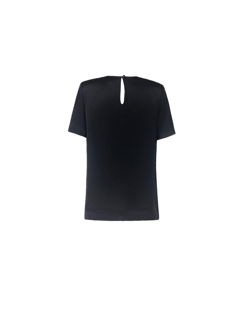 Luxe Silk T-Shirt, Overture, Aline Voldoire
