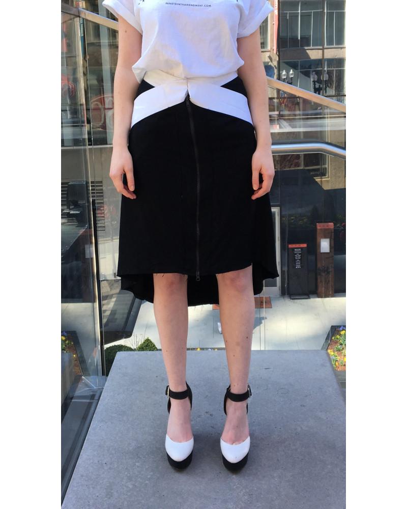 B0$$ BABE Skirt, BOSS BABE, Curtis Designs