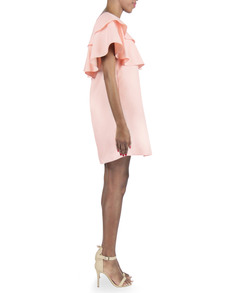 Mila Dress, Darling Blush, Graciela Rivas