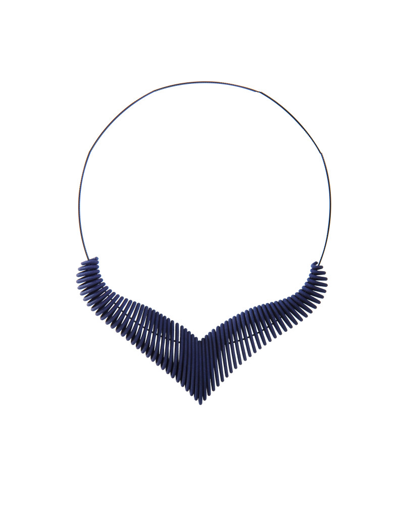 Aphrodite Necklace, Lines, House of Kezner