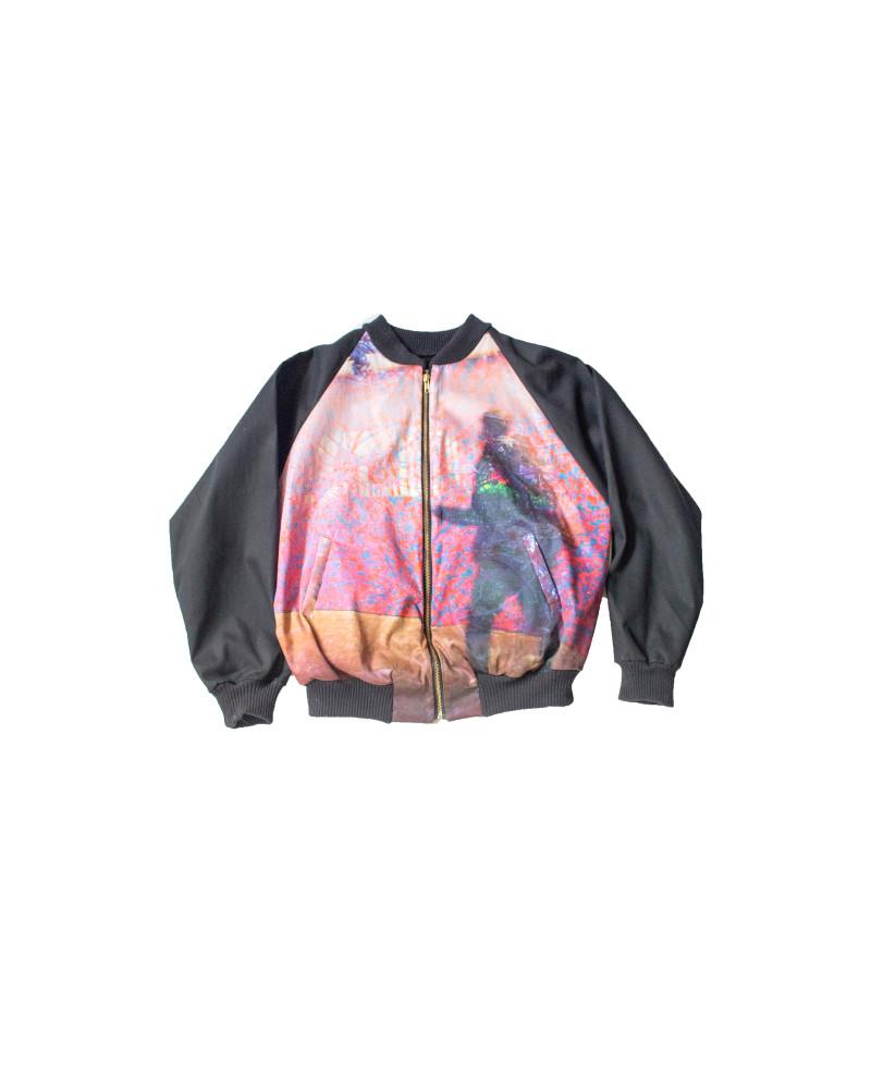 Unisex urban reflection bomber, Unisex urban nature bomber jackets, Kaer