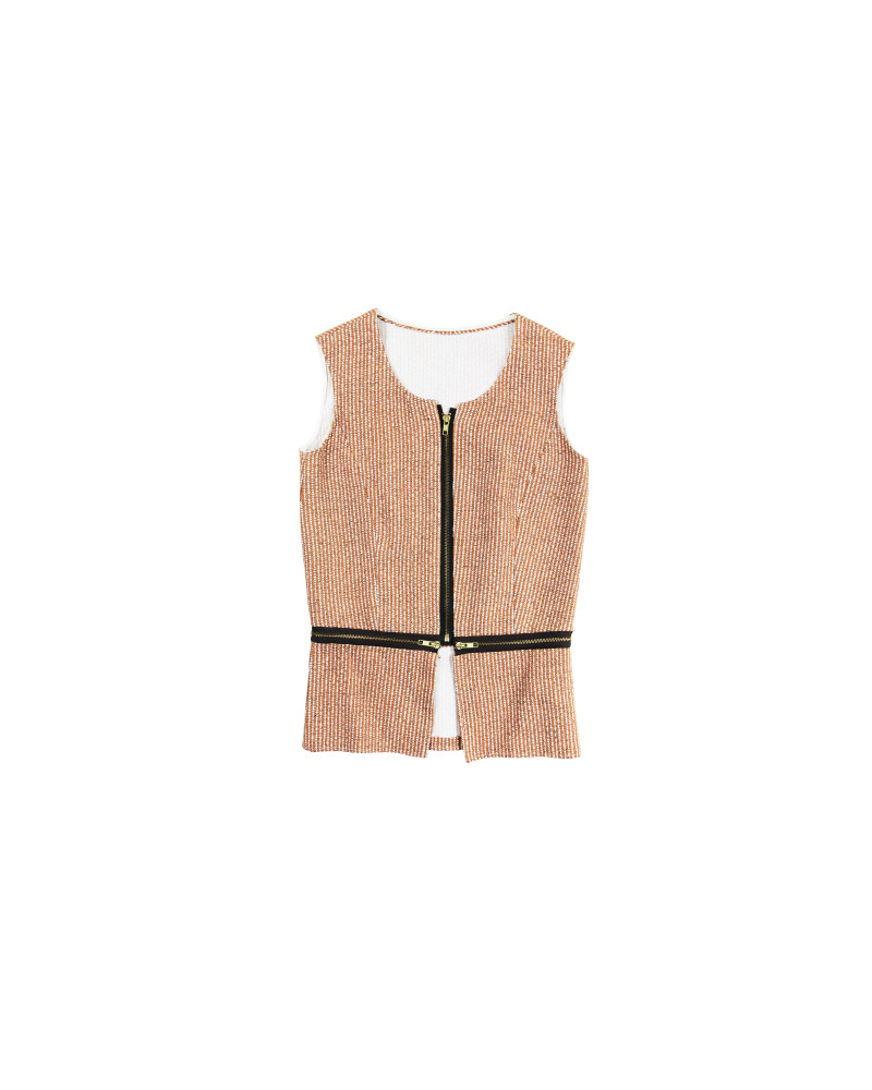 Charlotte Vest, Organic Beginnings, Lindy Fox