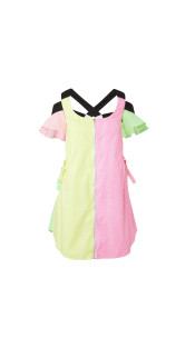 Nineteenth Amendment, Meghan Hughes, Wild Child, Pippi Dress, DRESS