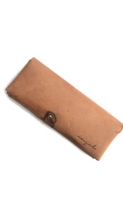 Nineteenth Amendment, Ángulo, Ángulo, [ milano ] Leather Wallet [ Brown ], Accessories