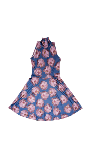 Nineteenth Amendment, Kaer, Flowerpower 2017, Anemone City Swing Dress, DRESS