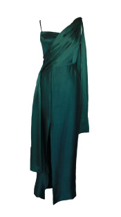 Nineteenth Amendment, FERRAH, FOR YOU, Cleo Silk Gown, GOWN