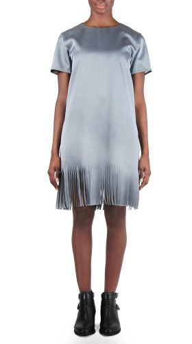 Nineteenth Amendment, Rein London, Luminary, Fringe Tunic Dress, DRESS