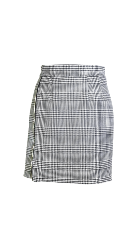 Nineteenth Amendment, , Second Skin Cubed Rtw, Off Pattern Skirt, SKIRT