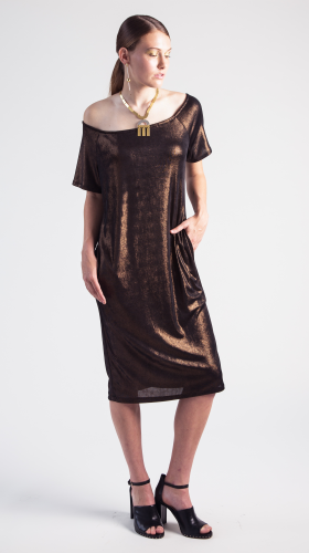 Nineteenth Amendment, VARYFORM, Glow, Rhea Ragan Sleeve Dress, DRESS