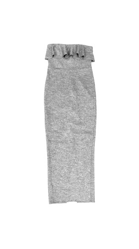 Nineteenth Amendment, , Fall- Winter 2016, Carolina Grey Dress, DRESS
