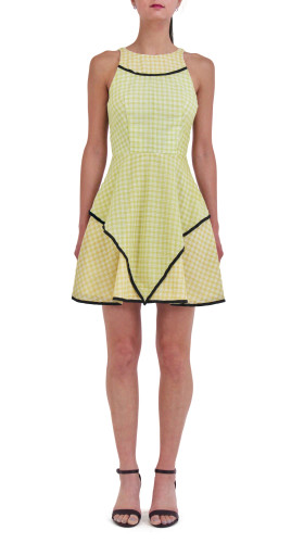 Nineteenth Amendment, Meghan Hughes, Spring/Summer 2015, Beehive Dress, DRESS