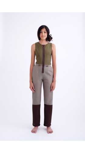 ALI JUMPSUIT, Innocent Force Part I , Lindy Fox
