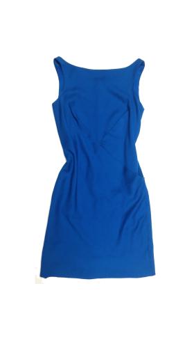 Nineteenth Amendment, VARYFORM, Moon Garden, Halley Y-Pleat Bias Cut Dress, DRESS