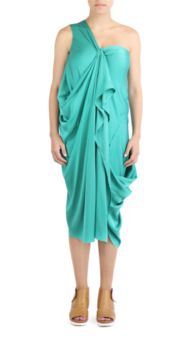 Nineteenth Amendment, , Luxe Utilitarian, Jade Dress, DRESS