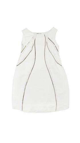 Nineteenth Amendment, , Modern Baroque, Zipper Panel Dress, DRESS