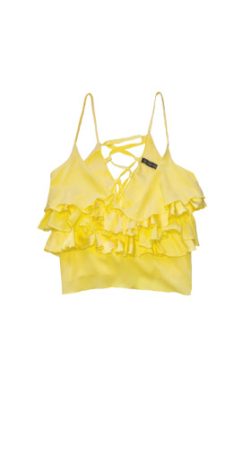 Nineteenth Amendment, Jeilyné Santana, Girasol, Soleil Blouse, TOP
