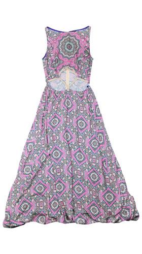 Nineteenth Amendment, Ollari, Bollywood Babydoll, Diamond Waist Maxi Dress, GOWN