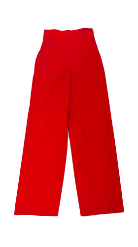 Nineteenth Amendment, , Love Divine, Kary Solid High-Waisted Pant, PANTS