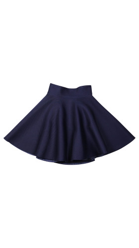 Nineteenth Amendment, , Waves, Emilia Skirt, SKIRT