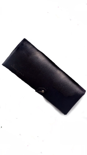 Nineteenth Amendment, , Ángulo, [ milano ] Leather Wallet [ Black ], Accessories