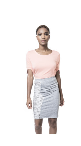 Nineteenth Amendment, Alleb Asor, 140 Collection, JADA SKIRT, SKIRT
