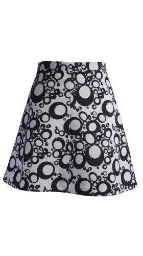 Bubble Skirt, Mod Squad , Pariah5k